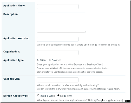 Twittersetting thumb Simple Twitter Connect WordPress plugin: Twitterize your Site