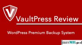 VaultPress Review : WordPress Premium Backup System