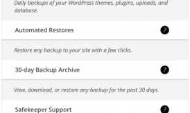 3 WordPress Backup Plugins For Automatic Backup Of WordPress
