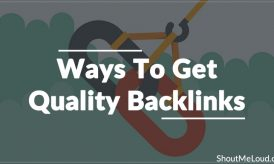 7 Ways To Get Quality Backlinks