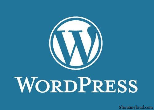 Wordpresslogo thumb Essential WordPress Plugins That Power Shoutmeloud