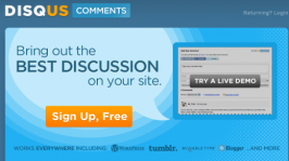 How to Integrate DISQUS Commenting System on Your Website