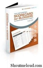 Download Darren eBook: Scorecard for Bloggers
