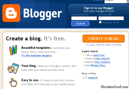 BlogSpot 520x359 9 Killer Blogspot SEO Tips For bloggers