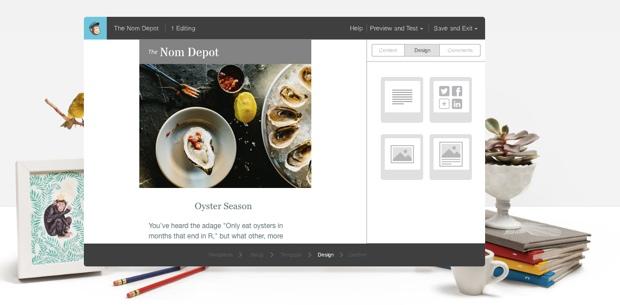 Mailchimp Email marketing software
