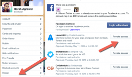 How To Secure Twitter Account by Removing 3rd party access
