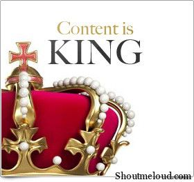content king Become a Better Blogger by 11 Year Kid Blogger