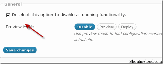 generalsettingcache thumb How to Install & Configure W3 Total Cache WordPress Plugin