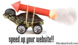 7 Quick Tip to Speed up your Website Load time