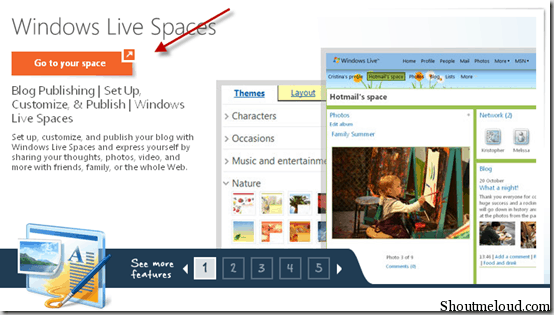 How to Migrate from Windows Live Space to WordPress.com
