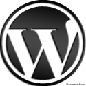wordpress logo 125x125