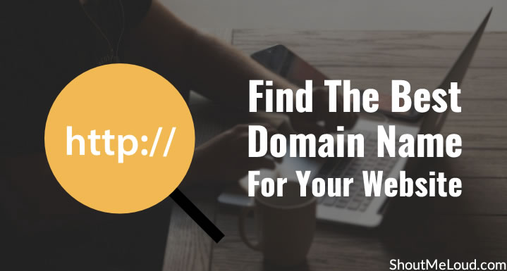 domain or website