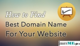 How to find Best Domain Names for your website