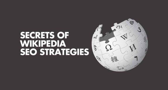 Wikipedia SEO strategies