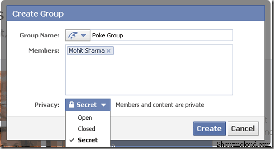 facebookcreategroup thumb How to Create Facebook Group on New Facebook?