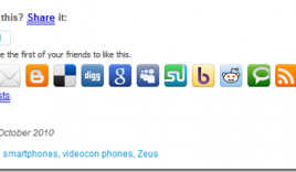 How Many Social Media Buttons You Should Use?