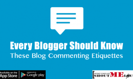 5 Blog Commenting Etiquettes Every Blogger Should Know