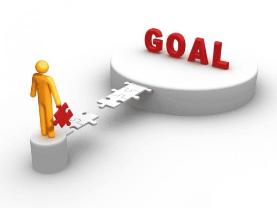 Goal Setting For Success in Blogging 550x412 How To Set Goals For Your Blog To Achieve Success