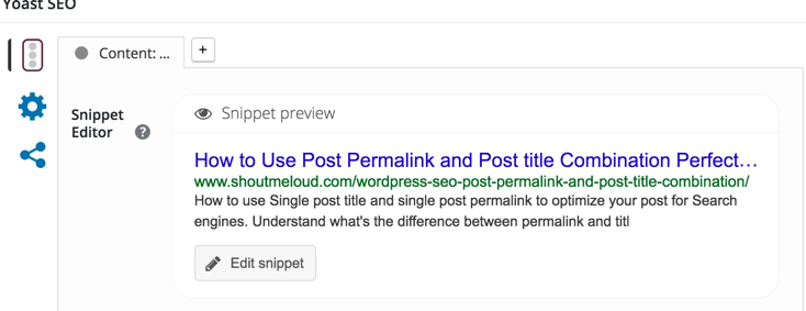 How to Use WordPress Post Permalink & Post Title Combination?