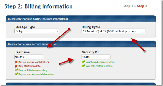 billing thumb How to Sign Up for Hostgator Webhosting? [Tutorial]