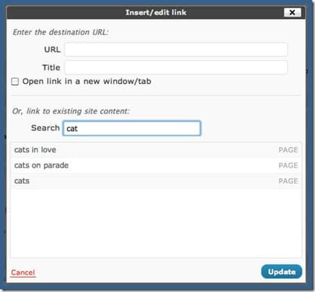 Early Access to WordPress 3.1 Features: Linking, Sorting and Paging