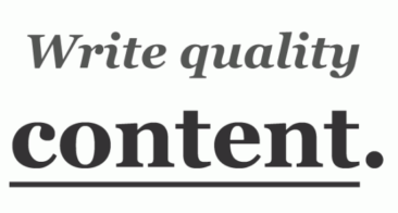 How to Deliver Quality Blog Content?