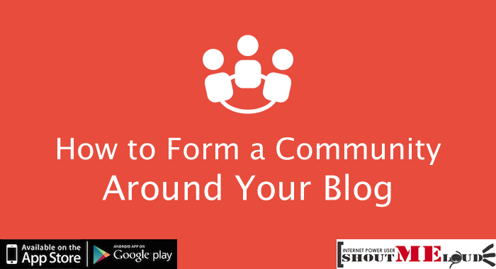 Form a Community Blog