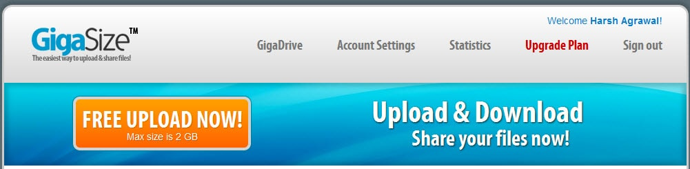GigaSize Send Large Files with These KickAss Free Sites