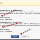How to Enable Photo Tagging on Facebook page Album