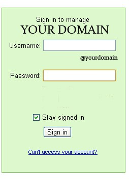 6 How to Create Email ID for Your Domain using Google Apps