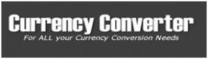 Currency Converter 300x85 10 Online Free Currency Exchange Rate Conversion Tools