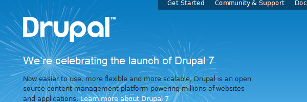 Drupal 5 Alternative CMS solutions to Wordpress