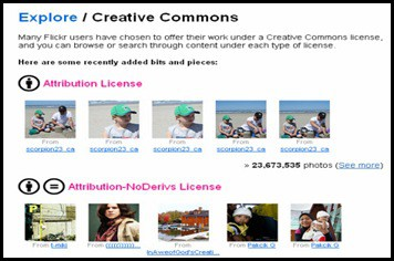 Flickr 5 Websites to Download Free Stock Images