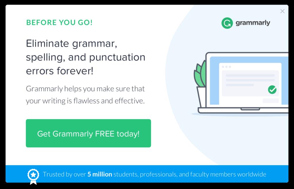 Grammarly Addon