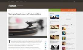 4 Best Premium Like Free Magazine Style WordPress Themes