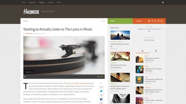 3 Best Premium Like Free Magazine Style WordPress Themes