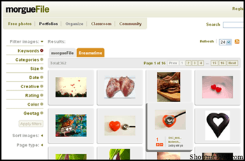 MorgueFile 5 Websites to Download Free Stock Images