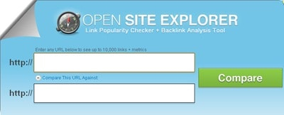 OpenSiteExplorer 5 Best Free Online Backlink Checker Tools