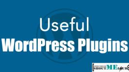 12 Useful Plugins Every WordPress Blog Should Have