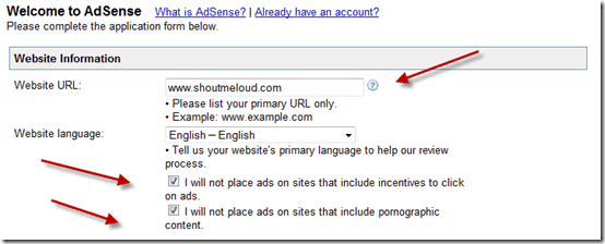 Websitedetails thumb [Basic Guide] How to Create Adsense account?