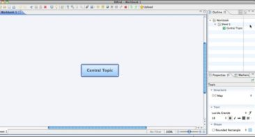 XMind: Free User-friendly MindMapping Software