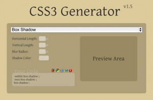 css3 tools 1 300x195 CSS3 Tools to Accelerate your Websites Work Flow