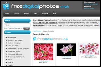 freedigitalphotos 5 Websites to Download Free Stock Images