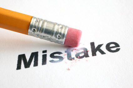 mistake 5 Common Mistake A New Blogger Frequently Make