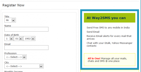 How To Get SMS Alerts for Emails