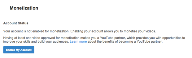 Enable Youtube Monetization How to Link YouTube with your Adsense Account