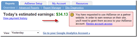 adsenseaccount thumb How to Link YouTube with your Adsense Account