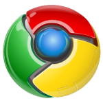 chrome logo 150x150