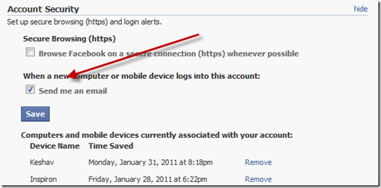 devicelogin thumb A Beginner Guide to Secure Facebook Account