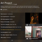 What is Google Art Project